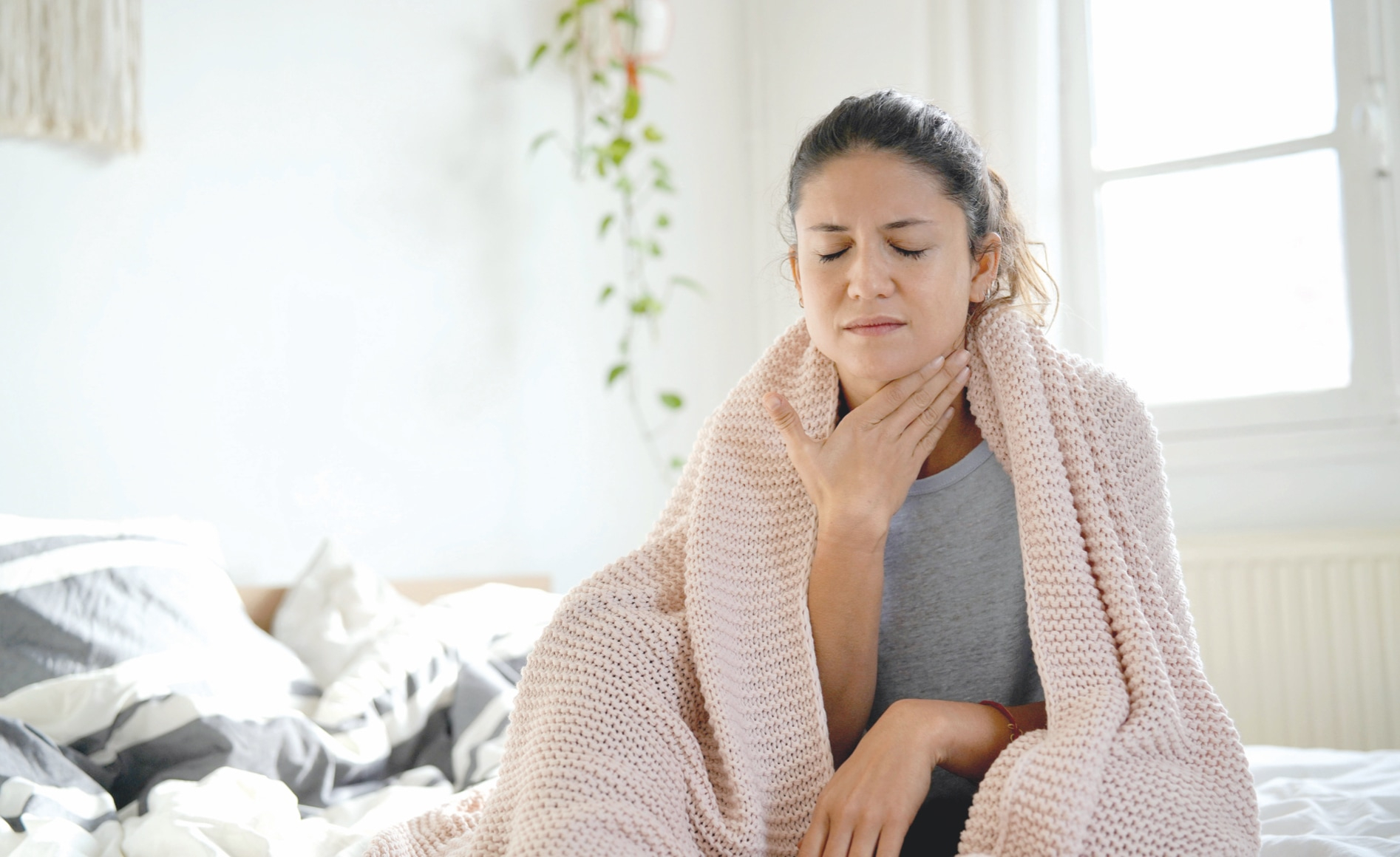Halsschmerzen und Heiserkeit = Corona? | isla®